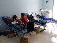 Kervan Gıda'da Türk Kızılay'ına 38 ünite kan bağışı