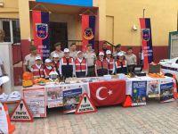 Akhisar İlçe Jandarmadan Trafik Haftası etkinlikleri
