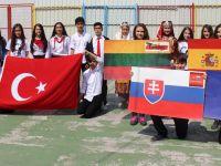 Ülkü Ortaokulu İspanyaya davet edildi