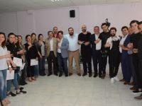 Akhisarlı berber ve kuaförlere uygulamalı seminer
