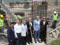 Türkiye'nin ilk ve tek Zeytin İhtisas OSB'sinde ilk fabrika temeli atıldı