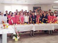 Özel Akhisar Hastanesi 12 Mayıs Hemşireler Gününü kutladı
