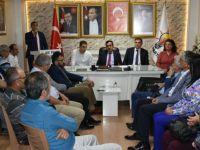 Akhisar AK Parti'de ilçe danışma meclisi yapıldı