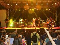 Çağlak Festivali konserinde MFÖ grubundan muhteşem performans