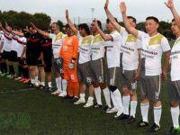 558. Çağlak Masterler futbol turnuvasında ikinci gün