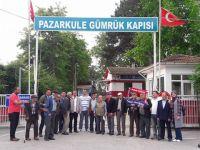 Huzurevi sakinleri Aybek Turizm ile Çanakkale ve Edirne turu yaptı
