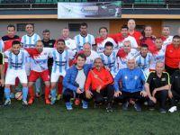 558. Çağlak Masterler futbol turnuvasında finalistler belli oldu