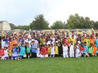 Çağlak Festivali Umut Fırat Turnuvası Şampiyonu Atatürk Ortaokulu oldu