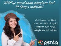KPSS'ye hazırlanan adaylara özel 19 Mayıs indirimi!