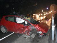 Yağış sonrası trafik kazası; 3 yaralı