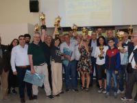 558. Çağlak Festivali 7. Briç Turnuvasına 184 sporcu katıldı