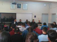 Cumhuriyet MTAL, Akhisar SMMM odasını konuk etti