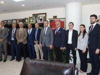Akhisar Belediyesi kardeş belediyeyi konuk etti