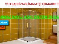 Şık ve Kullanışlı Duşakabin Çeşitlerinin Adresi: Ferah Dizayn