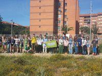 Ülkü ortaokulu İspanya'dan döndü