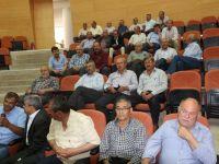 Akhisarlı Muhtarlar meclis salonunda buluştu