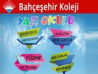 Bahçeşehir Koleji yaz okulu başlıyor