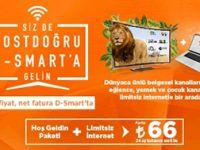 Her Bütçeye Uygun D-Smart Paketleri İle Televizyon Keyfi