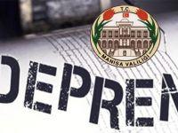 Manisa Valiliğinden 5.1 şiddetindeki deprem ile ilgili açıklama yaptı