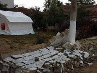 Deprem bölgesindeki son durum