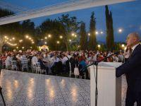 Geleneksel iftar Yemeğinde Ödül Töreni