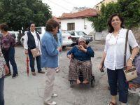CHP kadın kollarından ramazan kolisi