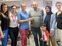 Özel Akhisar Hastanesi, babalar gününü kutladı