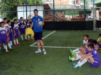 Akhisargücü Futbol Yaz Okulu çalışmalarına ara vermeden devam ediyor