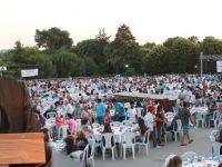 ATSO, 3 bin kişilik dev iftar verdi