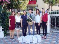 Özel Akhisar Hastanesi, Huzurevini ziyaret etti