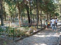 Arife gününde kabristan ziyaretleri