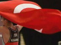 Akhisar Belediyesporlu güreşçi, Avrupa Şampiyonu oldu