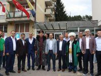 Akhisar Belediyesi, 507. Akhisarlı Ayvaz Dede Şenlikleri'ne katıldı