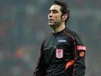 Süper Lig'de Manisalı Koray Gençerler düdük çalacak