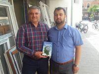 Akhisarlı yazardan Türkiye'nin ilk unutkanlık kitabı