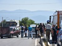 Akhisar'da kaza: 4 yaralı