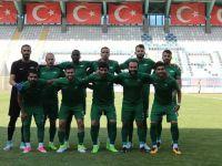Akhisar Belediyespor hazırlık maçında Elazığspor'a 2-0 mağlup oldu