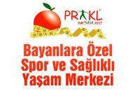 Portakalspor, bayanlara özel spor ve sağlıklı yaşam merkezi