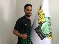 Akhisar Belediyespor'a Portekizli sol kanat oyuncusu ile anlaştı