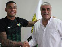 Akhisar Belediyespor, Paulo Henrique ile 3 yıllık anlaşma imzaladı