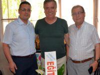 Eğitim-Bir-sen, 24 Temmuz Basın Bayramı Kutladı