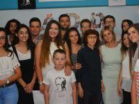 Ayhan Üngün Kitapevi, Rıza Beyazduman ADD Gençlik Merkezi Hizmete Açıldı