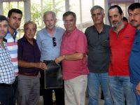 Esnaf Oda Başkanları, basın bayramını kutladı