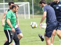 Akhisar Belediyespor, Karabük ve Galatasaray ile hazırlık maçı yapacak
