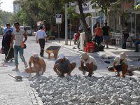 Akhisar'da Çalışmalar Hızla Devam Ediyor