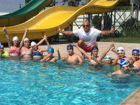 Gülbeyaz Olimpik Havuzda 3. Dönem yüzme kurs kayıtları başladı