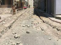 Akhisar yolları delik deşik! İşte Akhisarlıların gözünden sokaklar