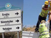 Akhisar'da Sürücüleri Sevindiren Hizmet