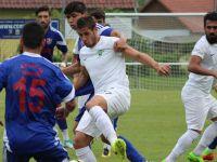 Akhisar Belediyespor, Kardemir Karabükspor'la 2-2 berabere kaldı