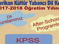 Amerikan Kültür Dil Kursu'ndan KPSS'ye hazırlananlara büyük destek